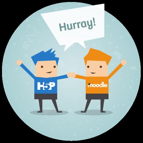 Moodle und H5P